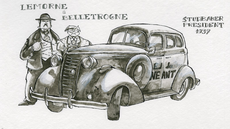 Belletrogne et Lemorne ©Jicé / Parno