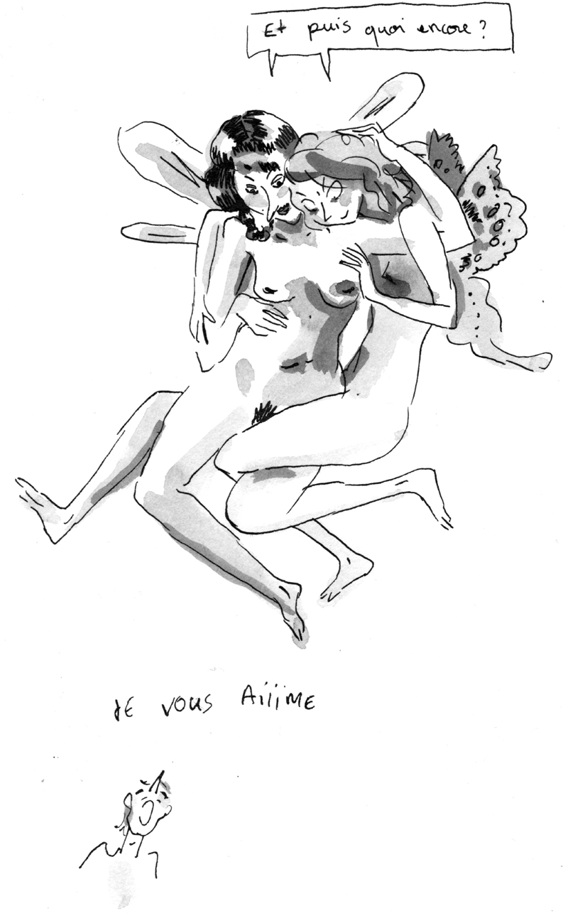 Fées © Agnès Maupré