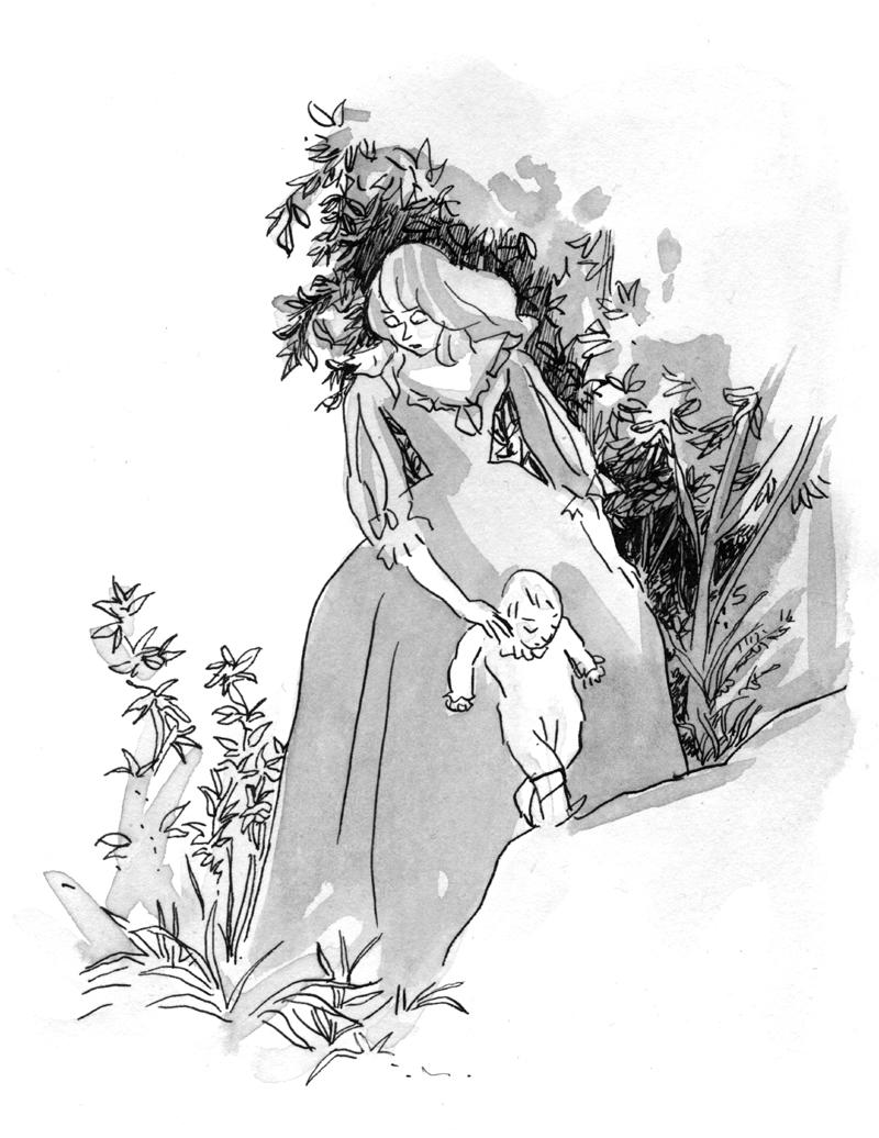 Milady enfant © Ankama / Agnès Maupré