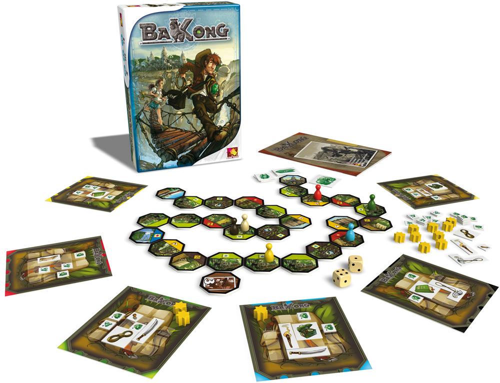 Bakong, Photo du matériel