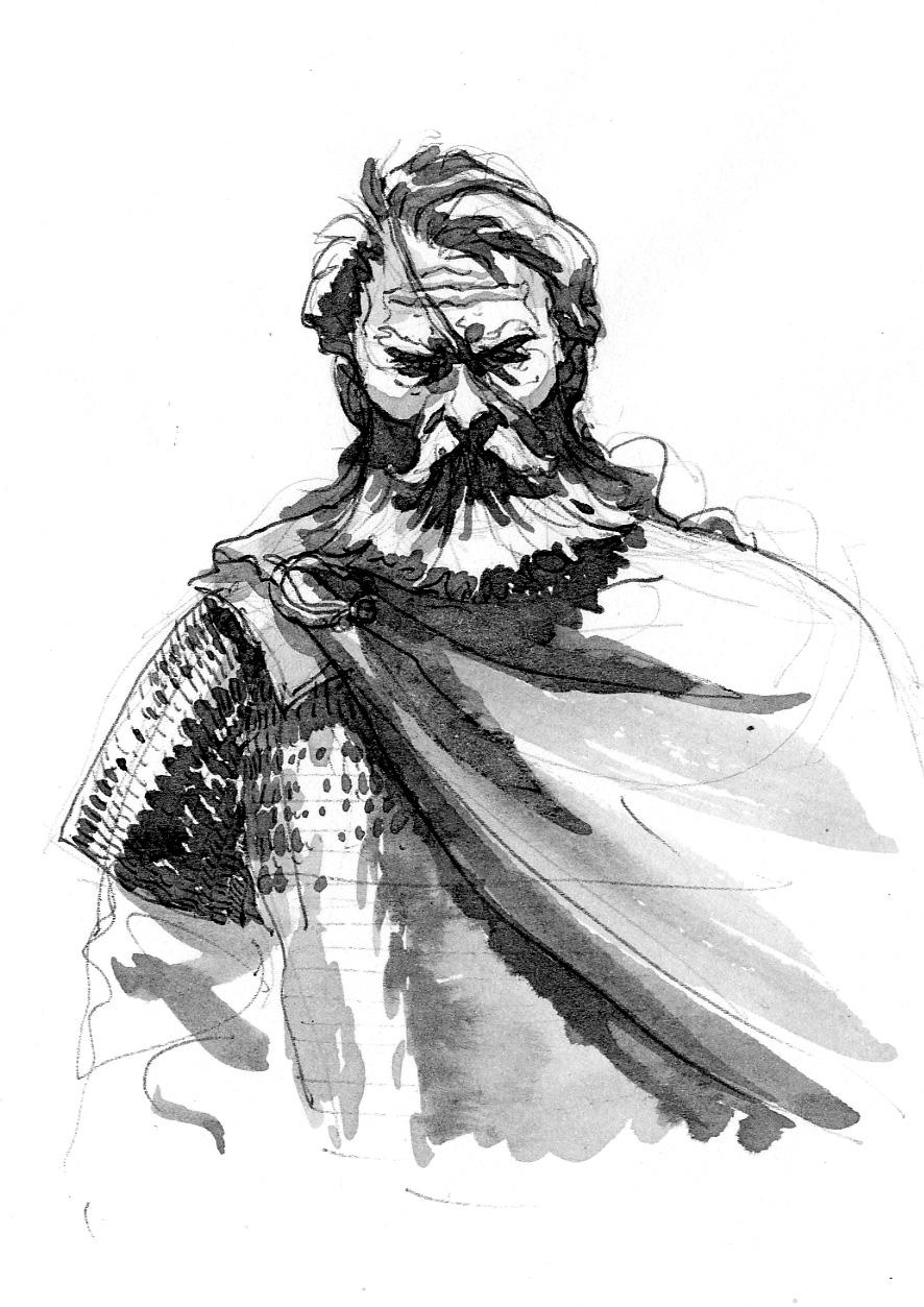 Le Père de Sigurd ©Benoît Blary
