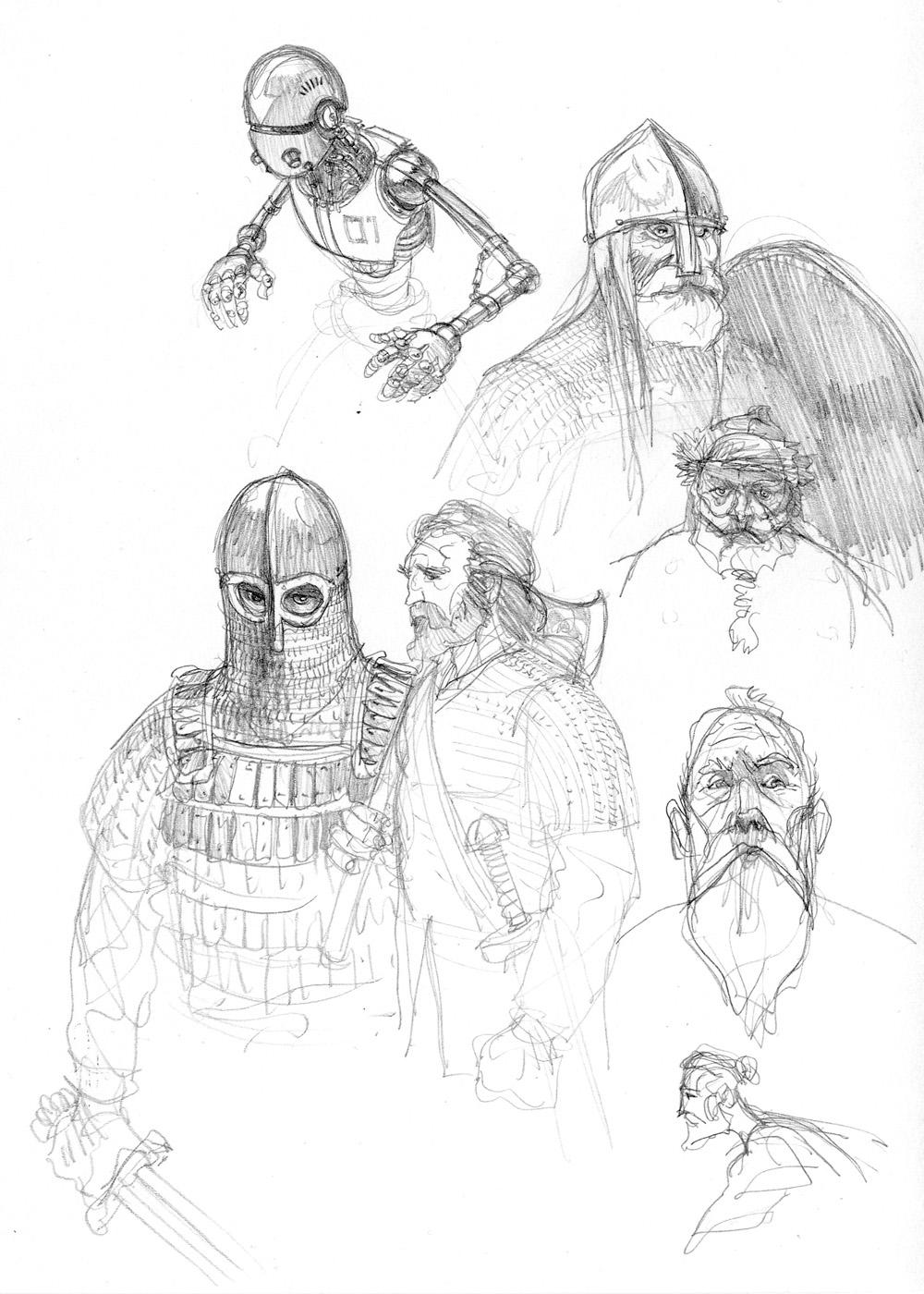 Sigurd & Vigdis, cherchez l