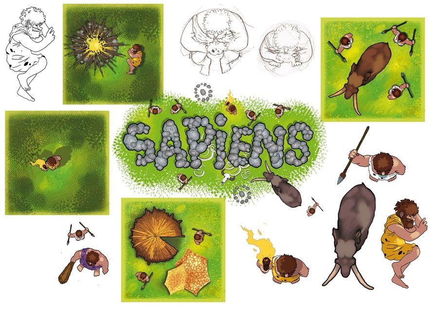 Sapiens, recherche ©Allard