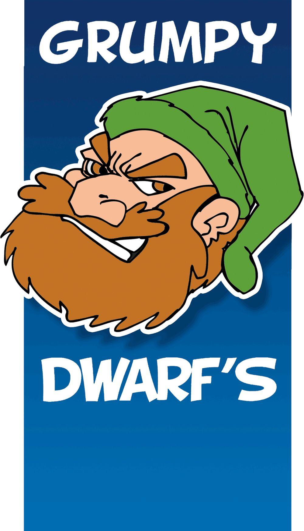 Grumpy Dwarf&#39s, le logo