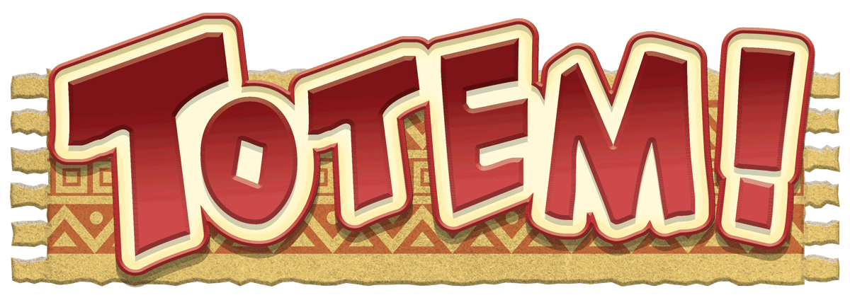 Totem!, le logo du jeu