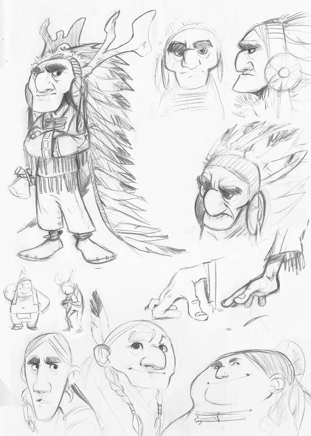 Totem!,recherche © Grumpy Dwarf&#39s / Gaschet