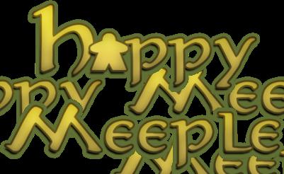 le logo du site Happy Meeple