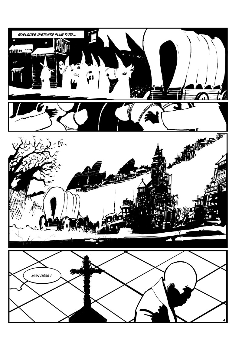 Hell West, planche T1