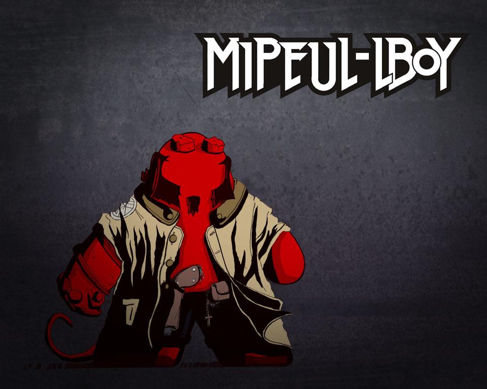 Mipeul-LBoy par le Joueur Masqué
