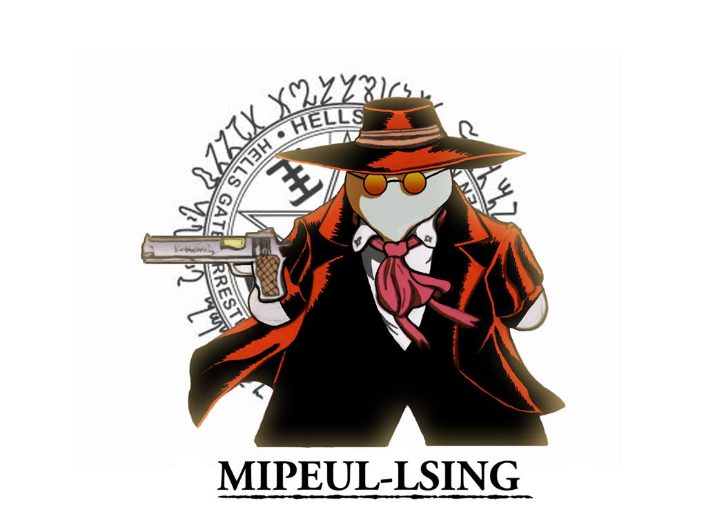 Mipeul-Lsing par le Joueur Masqué