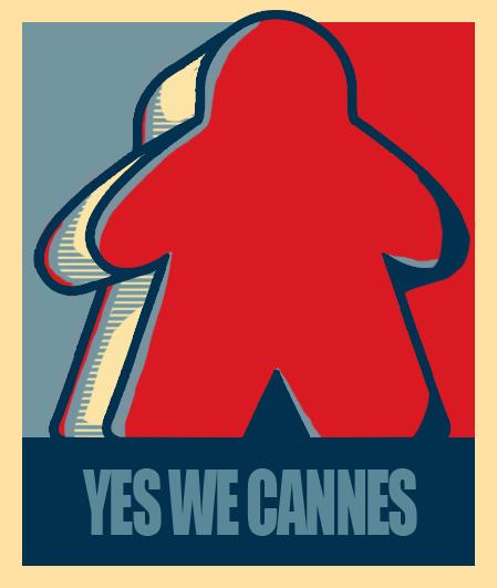 Yes we Cannes par le Joueur Masqué