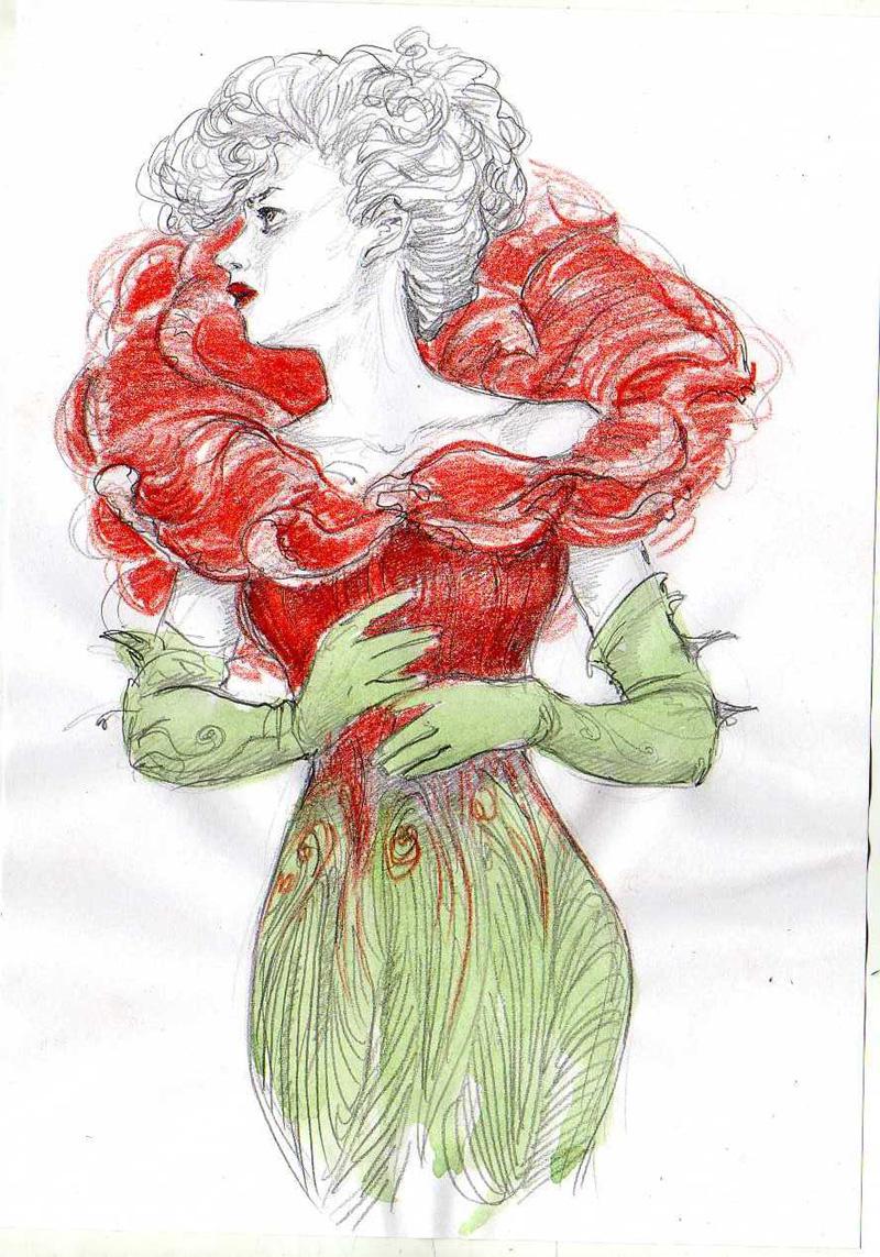 La Rose du Petit Prince ©Marie Terray