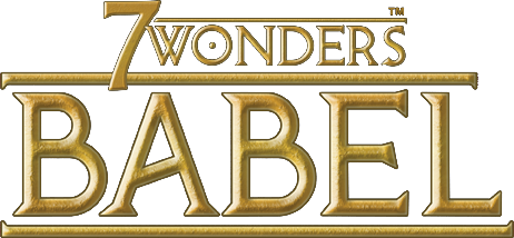 7 Wonders, Babel, le logo © Repos Prod / Coimbra / Bauza