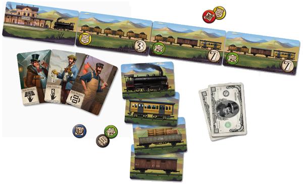 Continental Express, apperçu du matériel