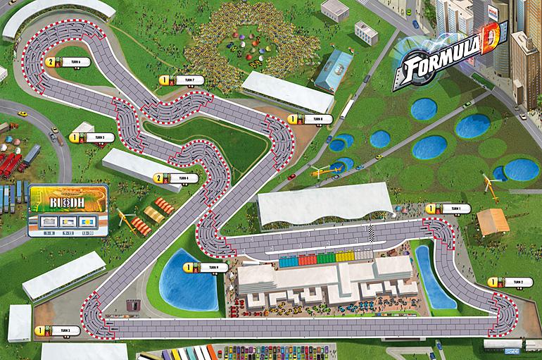 Formule D (extension n°4) : Circuit de Buddh