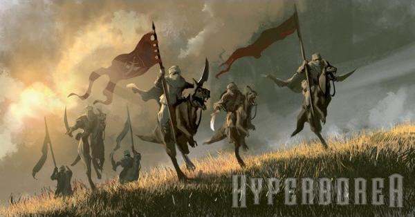 Hyperborea, illustration d'une carte Technologie avancée