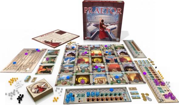 Praetor, partie en cours