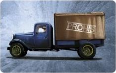 Prohis, carte camion © Blackrock / Rochon