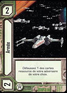 Star Wars : Empire vs Rébellion, carte du jeu © EDGE