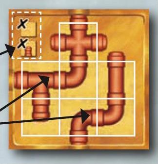 Enigma, puzzle tuyau