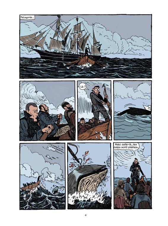 Arsène Lupin les origines, planche du tome 2 © Rue de Sèvres / Gaultier / Deschodt / Abtey / Galopin