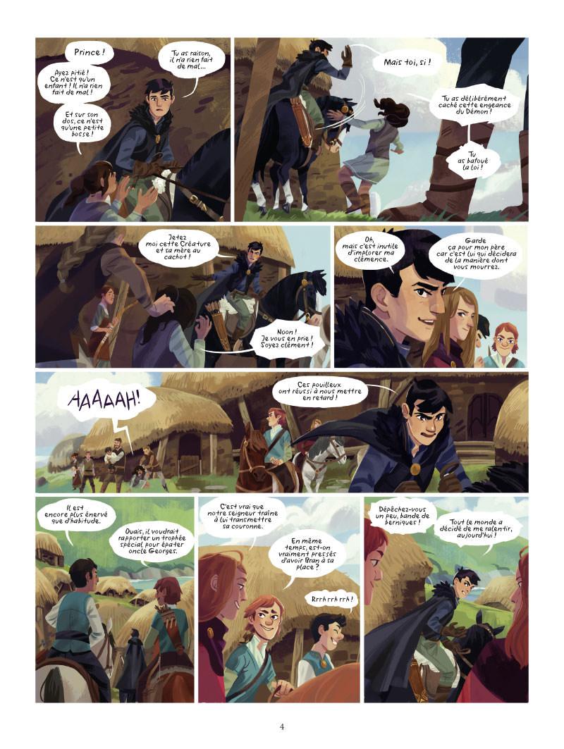 Bran, Une histoire de l