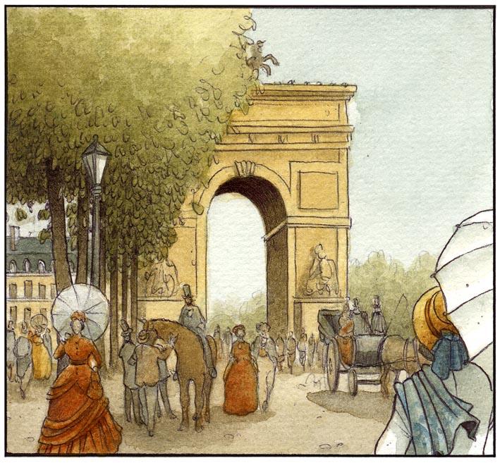 Les Damnés de Paris, extrait de l