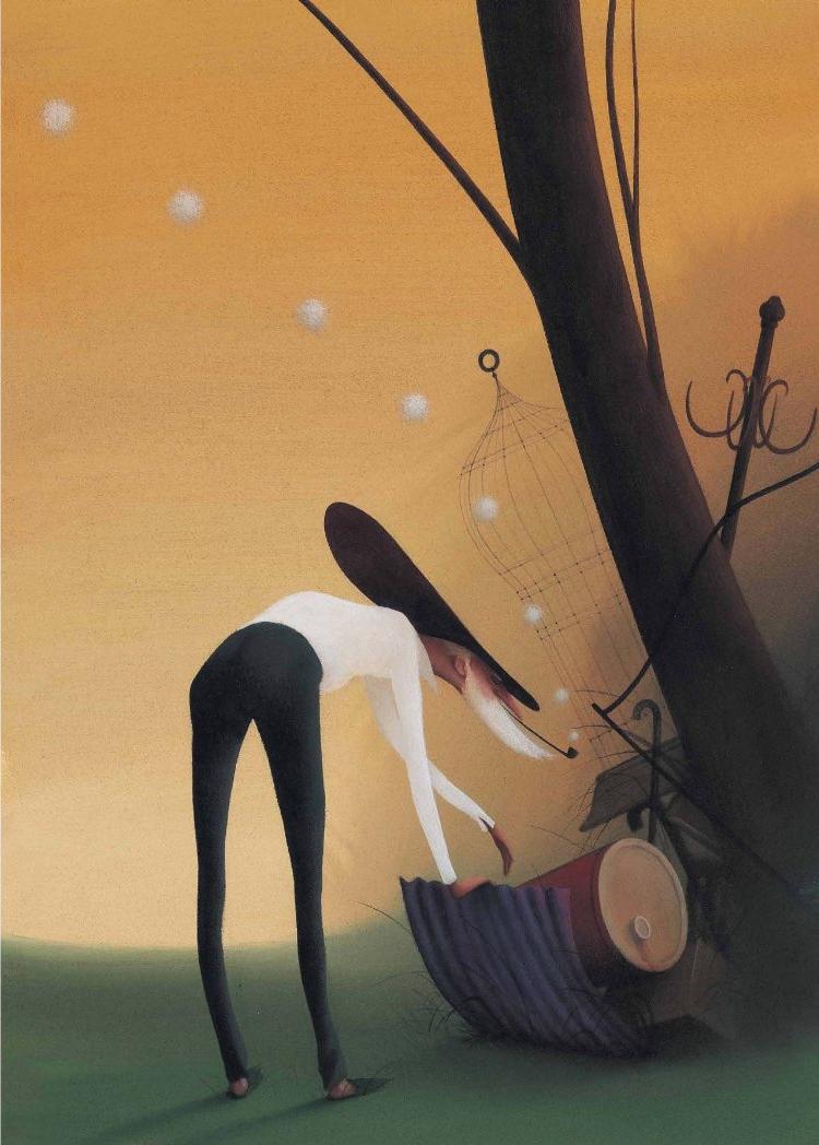 Mireilles, planche de l'album © Editions Margot / Puybaret