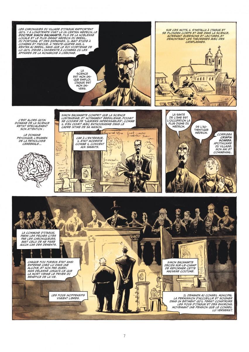 l'Aliéniste © Urban Comics / Moon / Bâ