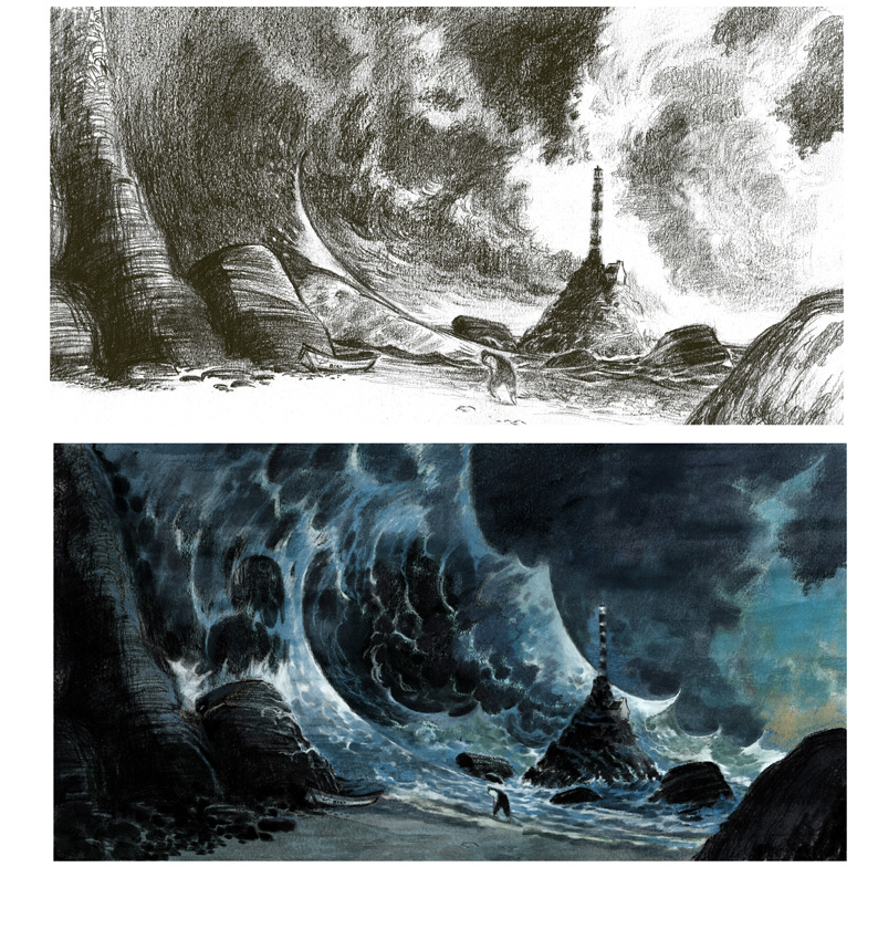 tempête ©Valérie Vernay