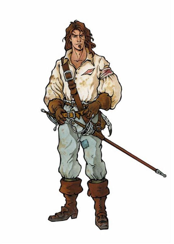 d'Artagnan (Les Mousquetaires du Roy) ©Neriac / Ystari