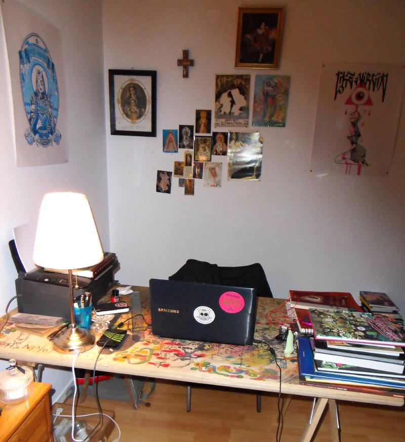 L'atelier de Neyef