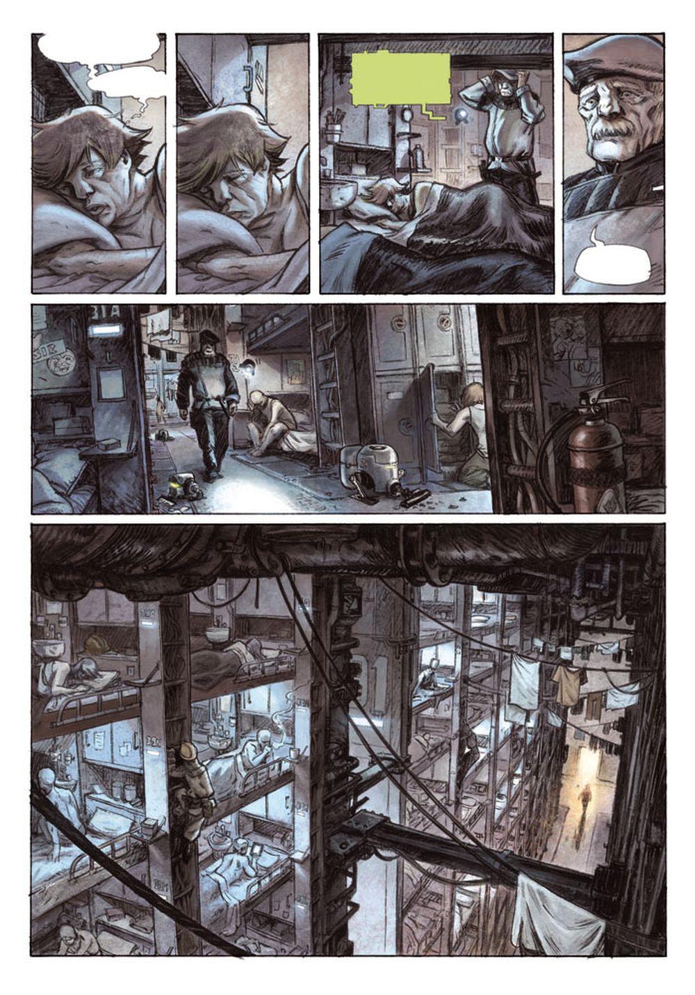 planche 2 du tome 2, version couleur
