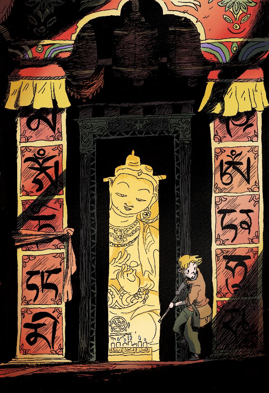 Jade, le Temple © Ulysse Malassagne