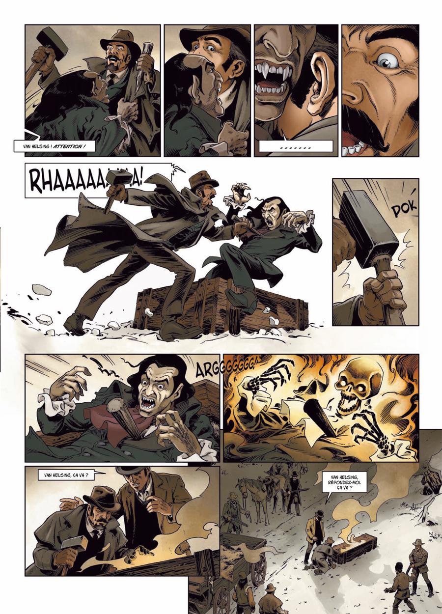 Van Helsing contre Jack L