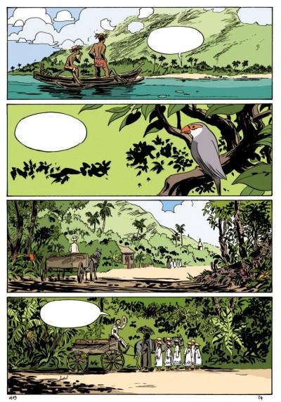 Gauguin, planche couleur