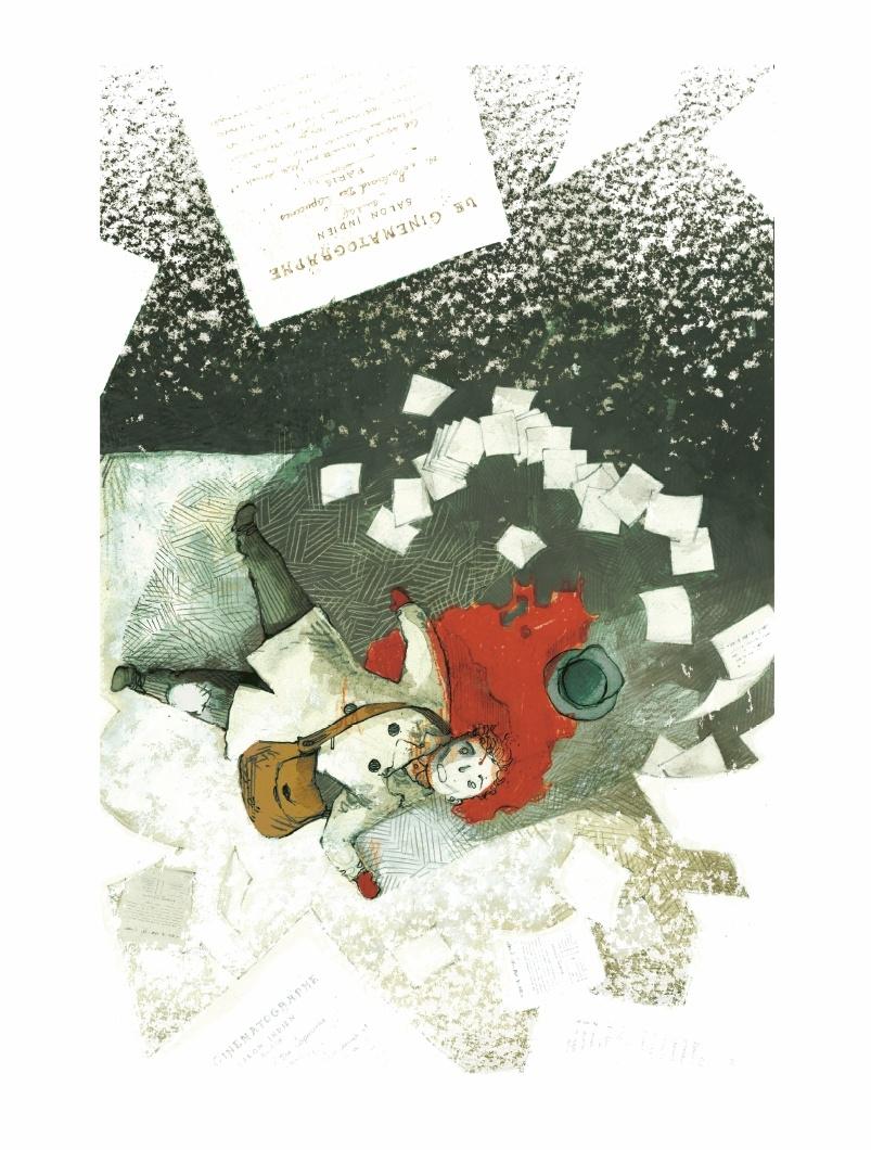 La Colère de Fantômas, planche du tome 1
