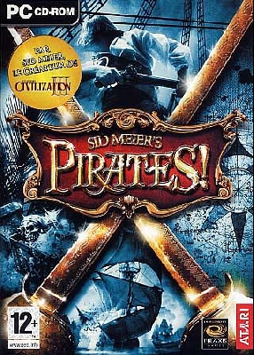 Sid Meier s Pirates PC Remake 3D    [PC] [Multi]
